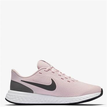 Nike Girls Revolution 5 GS Trainers - Pink
