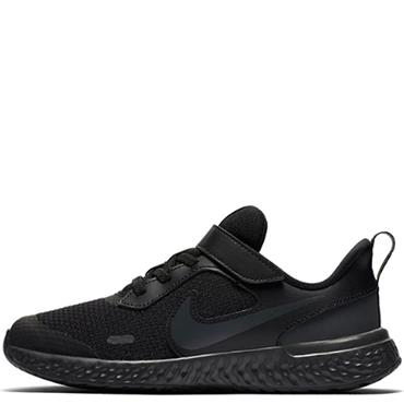 Nike Kids Revolution 5 Trainers - BLACK