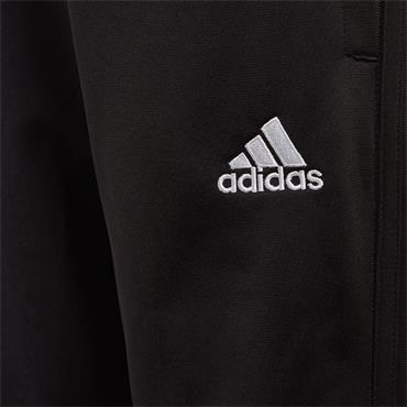 ADIDAS BOYS CON18 PRESENTATION PANT - BLACK/WHITE