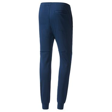 ADIDAS MENS ESSENTIALS SLIM TAPERED PANT - NAVY