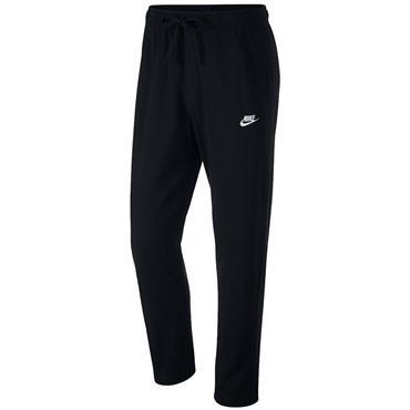 Nike Mens Sportswear Jersey Pants - BLACK
