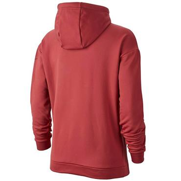 Nike Womens Training Hoodie - Red