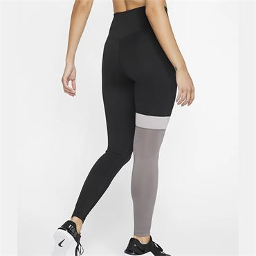 Nike Womens One Leggings - BLACK