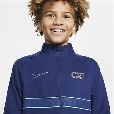 Nike Boys CR7 Dri-Fit Tracksuit - Blue
