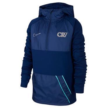 Nike Boys CR7 Dri-Fit Repel Top - Blue