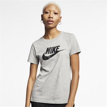 Womens Nike Futura Icon TShirt - Grey