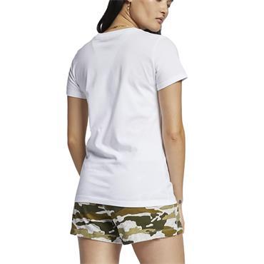 Nike Essentials Icon Tshirt - WHITE