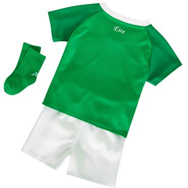 NEW BALANCE FAI HOME BABY KIT 18/19 - GREEN