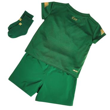 New Balance FAI Ireland Baby Homt Kit 19/20 - Green