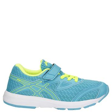 KIDS AMPLICA PS RUNNING SHOE - BLUE