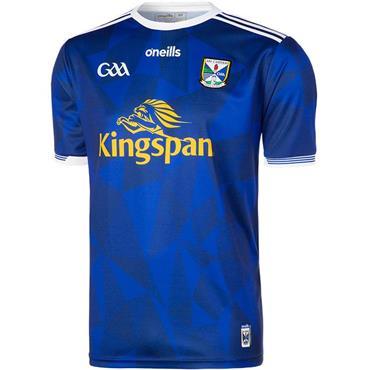 O'Neills Adults Cavan GAA Home Jersey 19/20 - Blue