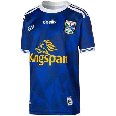 O'Neills Kids Cavan GAA Home Jersey 19/20 - Blue