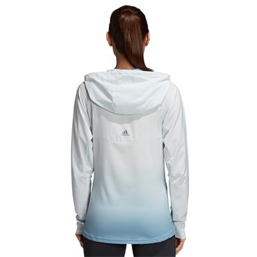 ADIDAS WOMENS FREELIFT JACKET - BLUE