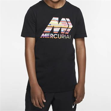 Nike Boys Mercurial T-Shirt - Black