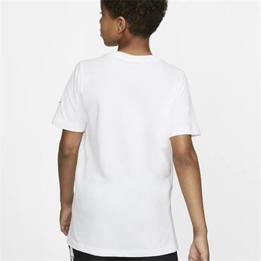 Nike Boys Dri-Fit Mercurial T-Shirt - White