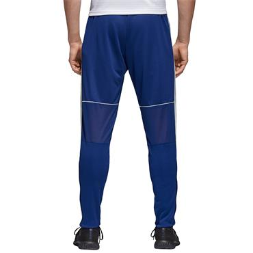 ADIDAS MENS TANGO TRAINING PANTS - BLUE