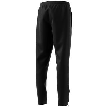 BOYS CORE 18 TRAINING PANTS - BLACK/WHITE