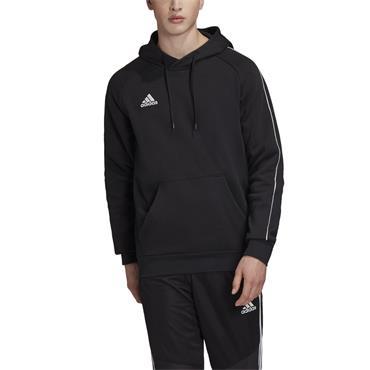 Adidas Mens Core Hoodie - BLACK