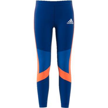 Adidas Girls Training Pants - Blue