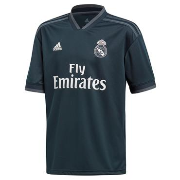 ADULTS REAL MADRID AWAY JERSEY 2018/19 - GREY