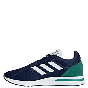 Adidas Mens Run 70S Runners - Blue/Green