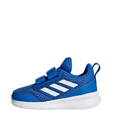 Adidas Infant Boy Alta Run CF Trainers - Blue