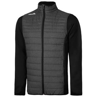 O'Neills Adults Charley Padded Jacket - BLACK