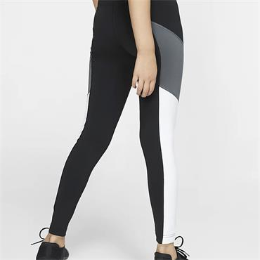 Nike Girls Trophy Leggings - BLACK