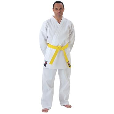 Cimac Karate Suit - White