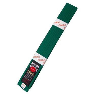 CIMAC KARATE BELT GREEN - Green