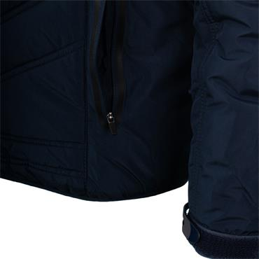 ADULTS CLOUGHANEELY PADDED JACKET - NAVY