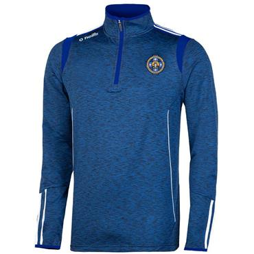 O'Neills Adults Cloughaneely Solar Half Zip - Navy