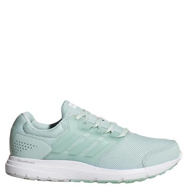 ADIDAS WOMENS GALAXY 4 TRAINER - GREEN