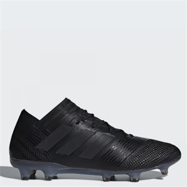 Adidas Adults Nemeziz 17.1 FG Football Boots - BLACK