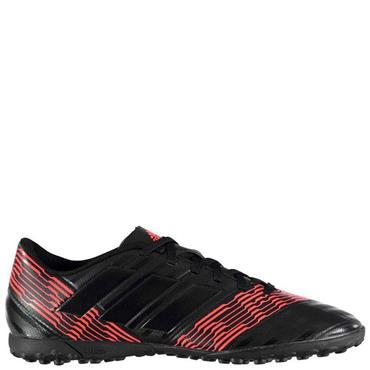 Adidas Adtults Nemeziz Tango 17.4 Astro Turf Boots - BLACK