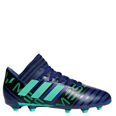 KIDS NEMEZIZ MESSI 17.3 FG FOOTBALL BOOT - BLUE