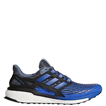 ADIDAS MENS ENERGY BOOST RUNNING SHOE - BLUE