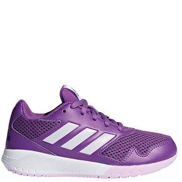 GIRLS ALTA RUN TRAINERS - PURPLE