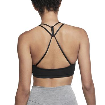 Nike Dry-FIT Indy Sports Bra Light Support - BLACK