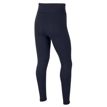 Nike Girls Leggings - Navy