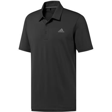 MENS GOLF ULTIMATE 365 POLO SHIRT - BLACK