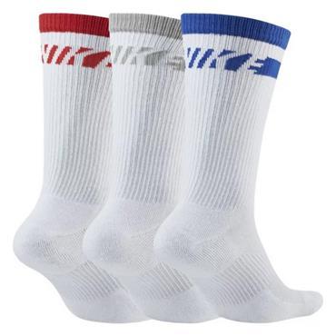 Nike Everyday Plus Cushioned Crew Socks Coloured - 3 pack - Multi