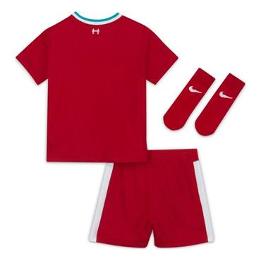 Nike Kids Liverpool Home Kit 20/21 - Red
