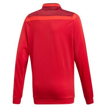 Adidas Boys TIRO Presentation jacket - Red/White