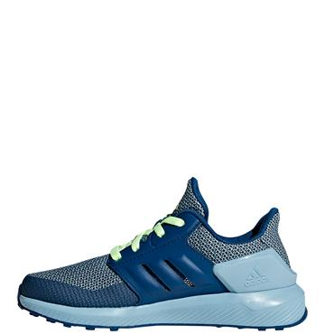 Adidas Boys Rapidarun Runners - Blue