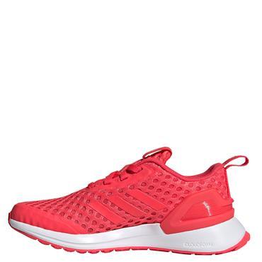 Adidas Kids Rapidarunn X BTH Runners - Coral/White