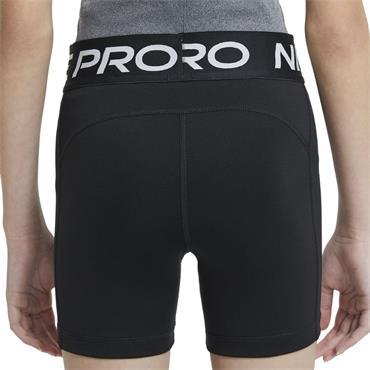 Nike Pro Kids Shorts - BLACK