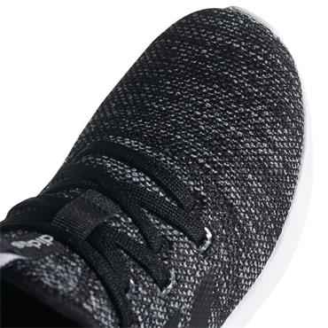 ADIDAS WOMENS CLOUDFOAM TRAINER - BLACK