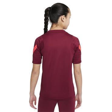 Nike Kids Liverpool F.C Strike Top - Red