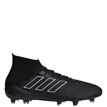 ADULTS PREDATOR 18.1 FG FOOTBALL BOOTS - BLACK